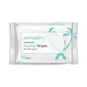 hand sanitizing wipes 10pc