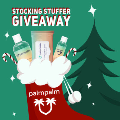 palmpalm stocking stuffer giveaway
